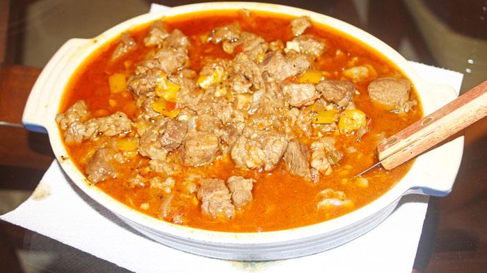 супы приготовленные на костях и мясе