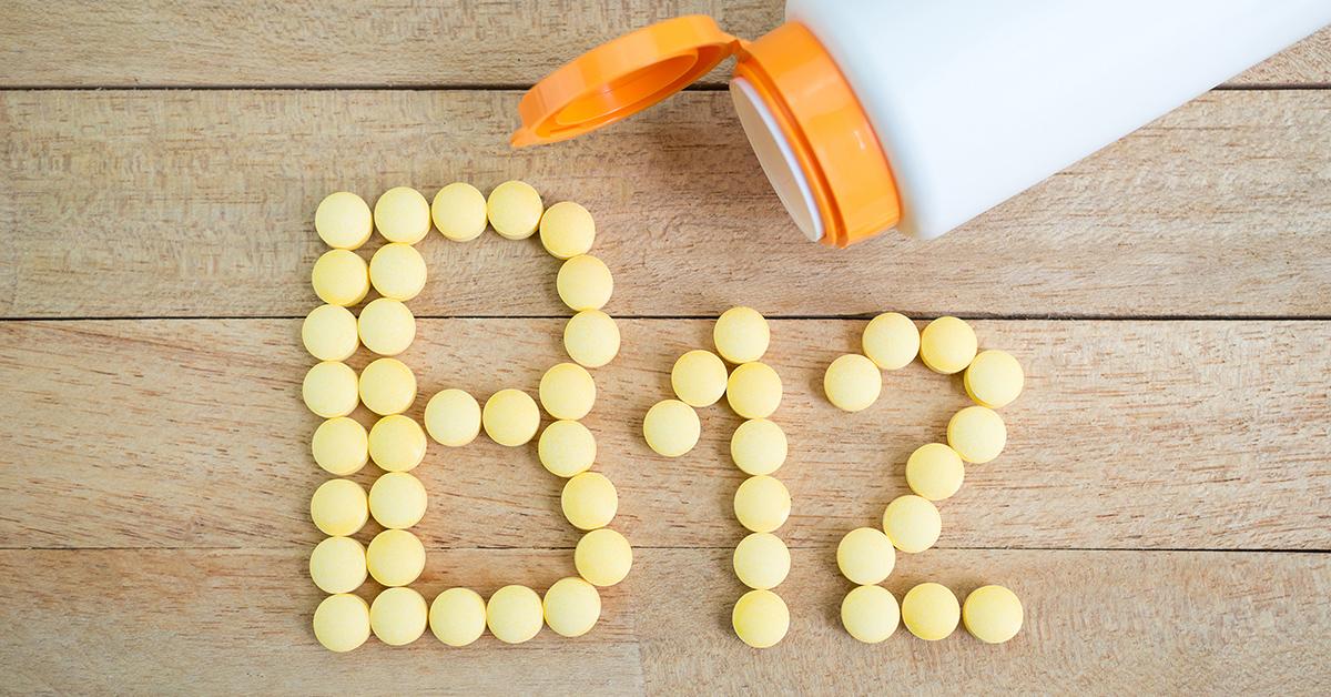 Что такое витамин B-12