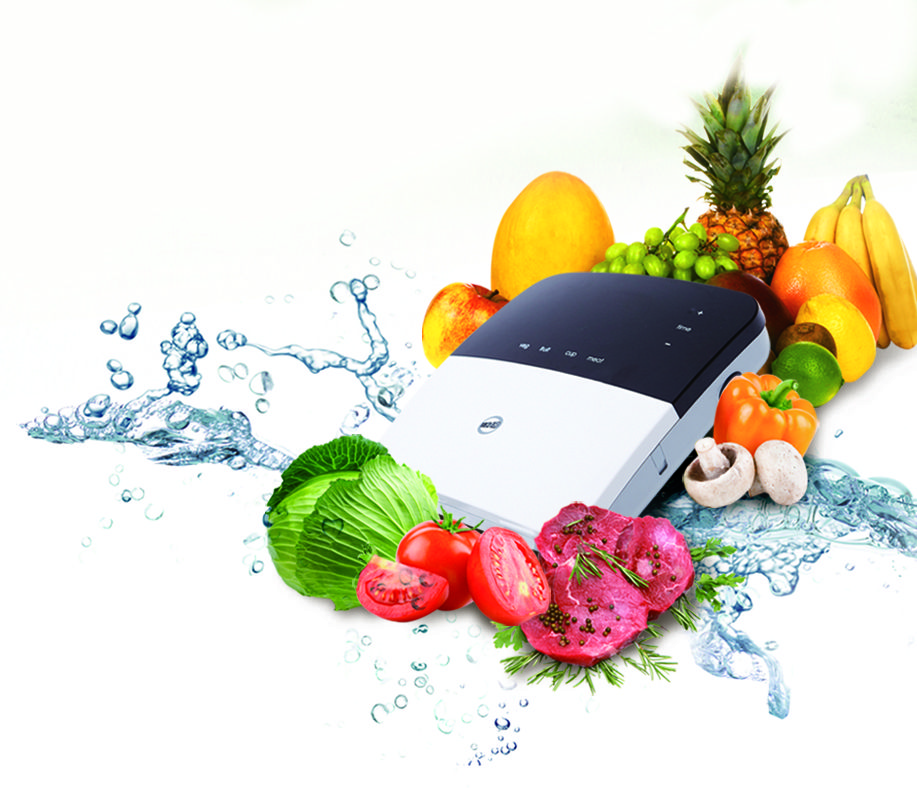 Прибор для очистки фруктов и овощей - Озонатор