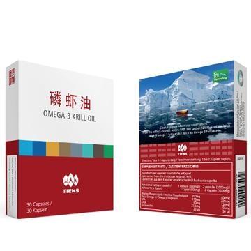 Омега-3 Масло криль Тяньши
